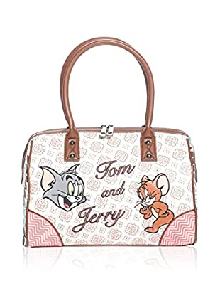 Hoy Collection Henkeltasche Tom & Jerry Hipster
