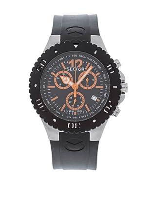 Sector Reloj 175 Negro