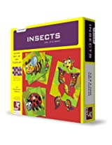 ToyKraft Super Set of Six insects