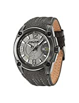 Police Analog Grey Dial Men's Watch - PL13891JSU61J