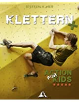 Klettern - Action for Kids (German Edition)
