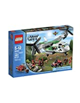 Lego City Cargo Heliplane Toy Building Set