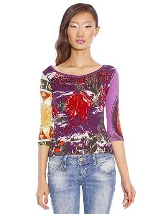 Custo Camiseta Getes (Multicolor)