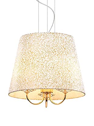 Evergreen Lights Pendelleuchte Queen SP3 gold