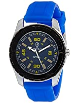 Optima Analog Blue Dial Men's Watch - FT-ANL-2518