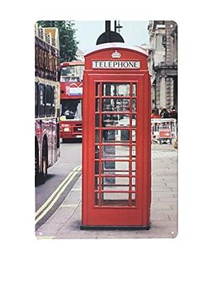 LO+DEMODA Wandbild London