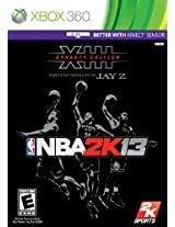 NBA 2K13 (Dynasty Edition) -Xbox 360