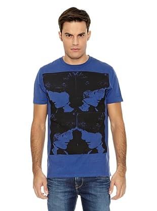 Pepe Jeans London Camiseta Jackie (Azul)