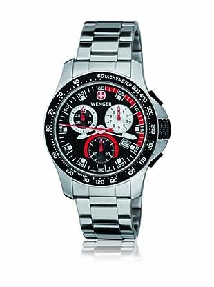 Wenger Reloj 20707980 Negro/Rojo