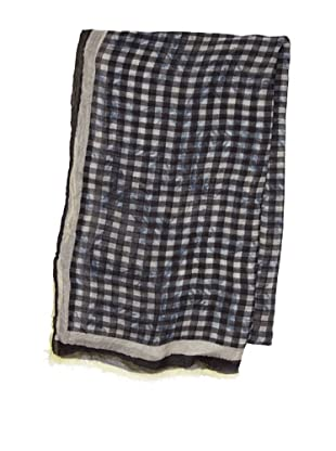 Yigal Accessories Women's Check Scarf (Multi)