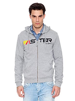 Pepe Jeans London Sudadera Diffuser (Gris Claro)