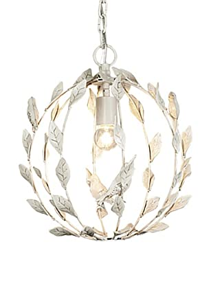 Shades of Light Birds on a Vine Lantern