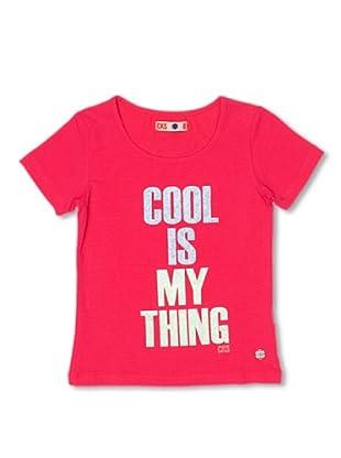 CKS Kids Camiseta Manatee (Rojo)