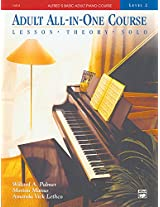 Alfred's Basic Adult All-in-One Piano Course (Alfred's Basic Adult Piano Course)