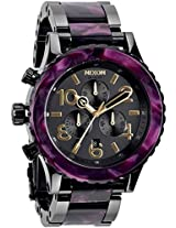 Nixon 42-20 Two-Tone Chrono Mens Watch A0371345-00-00