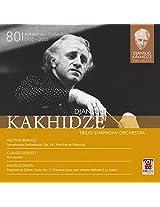 The Legacy: Djansug Kakhidze, Vol. 4