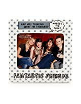 Enesco Our Name is Mud by Lorrie Veasey Fantastic Friends Frame