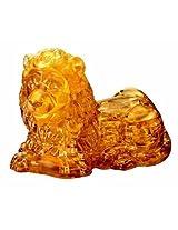 Original 3D Crystal Puzzle - Deluxe Lion