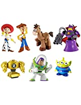 Disney/Pixar Toy Story 20th Anniversary Alâ€TMs Toy Barn Buddies 7-Pack Gift Set
