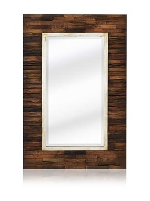 Alden Mirror (Natural Wood)