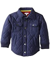Splendid Little Boys' Quilted Nylon Shirt Jacket