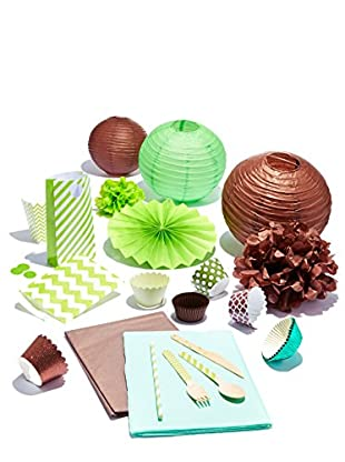 Dress My Cupcake Mint Chocolate Martini Party Box