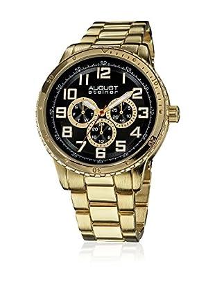 August Steiner Reloj 45 mm AS8060YG (Dorado)