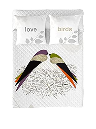 Wild About Words  Colcha Birds Life 2