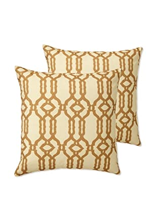 Zalva Set of 2 Fre Pillows, 18