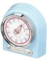 Suzie Q 55 Retro Minute Timer, Seaside Blue