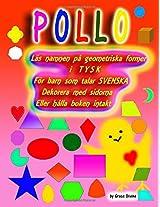 Läs Namnen På Geometriska Former I Tysk: För Barn Som Talar Svenska Dekorera Med Sidorna Eller Hålla Boken Intakt