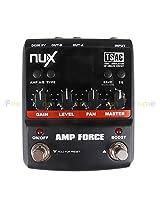 FOME Cherub NUX AMP Force Modeling Amp Simulator Electric Guitar Effect Pedal w/ 3-band EQNUX AMP Force Modeling Amp Simulator Electric Guitar Effect Pedal w/ 3-band EQ + A FOME Gift