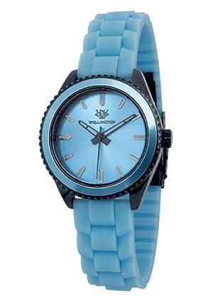 Wellington Damen-Armbanduhr Karamea Analog Silikon WN508-633