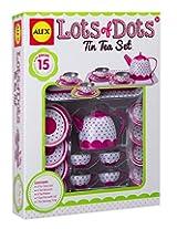 ALEX Toys Lots Of Dots Tin Tea Set