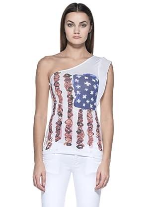 Zu Element Camiseta Lovestruck (Blanco)