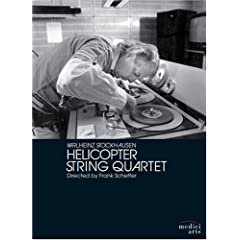 Karlheinz Stockhausen: Helicopter String Quartet (2008)