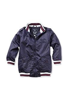 KANZ Boy's Lightweight Jacket (Navy)