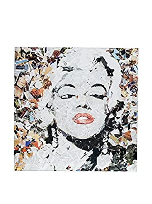 Home Ideas Lienzo News Pop Marilyn