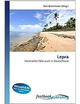 Lepra: Vereinzelte Fälle auch in Deutschland