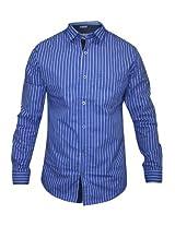 Numero Uno Blue Stripes Shirt