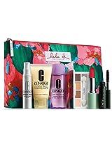 Clinique Skin Care Makeup 7 Pc Gift Set 2015 Winter Smart Custom Repair Serum & More (Autumn Days)