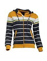 MD Women's Cotton Hooded Sweatshirt