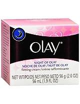 Olay Night Of Olay Firming Cream 2 Oz / 56 G