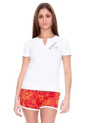 John Smith Camiseta Manga Corta Estévez (Blanco)