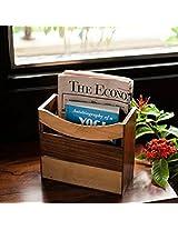Mart n Art Elegant Magazine Cum Newspaper Stand In Sheesham Wood