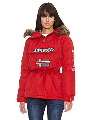 Geographical Norway Parka Building (Rojo)