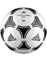 adidas Tango Glider Machine Stitched Ball, Men's Small (White)