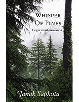 Whisper of Pines: Cogar na nGiúiseanna