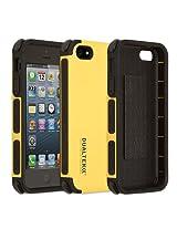 PureGear 60898PG DualTek Case for iPhone 5/5s - Retail Packaging - Kayak Yellow
