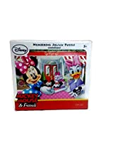 Disney Mickey Mouse Minnie Mouse Donald Duck 500 Piece Jigsaw Puzzle (Dm187)